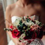 свадебный букет в Новосибирске