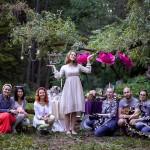"""Воркшоп """"Алиса в стране чудес"""" Новосибирск. Курсы по флористике и декору"""