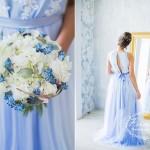 Serenity. Фото сессия в Новосибирске. Букет невесты.