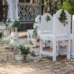 Свадьба в стиле  Botanic Новосибирск