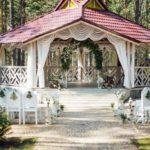 Свадьба в стиле Ботаника Новосибирск