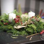 Новогодний курс по флористике и декору в Новосибирске