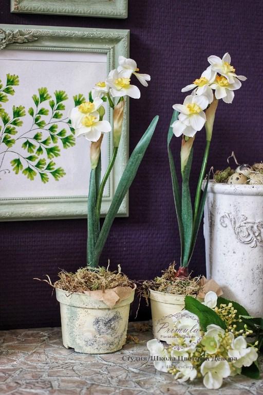 школа флористики и декора Марики Шмидт