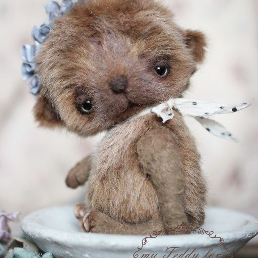 Мишка Тедди от Марики Шмидт