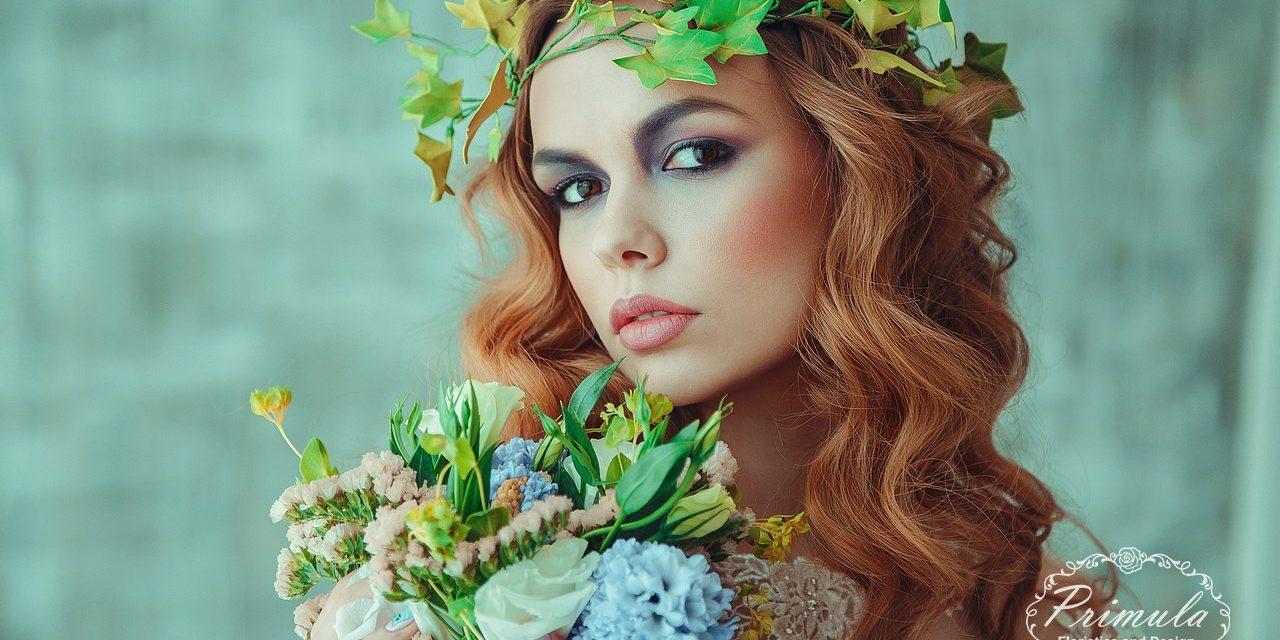 Свадебный букет невесты в Новосибирске